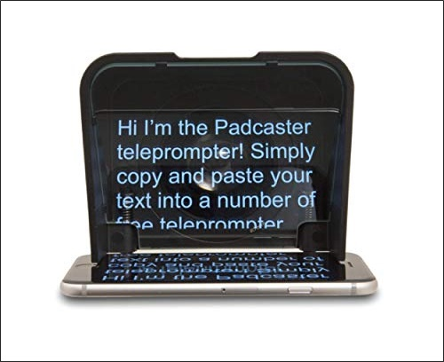 padcaster teleprompter